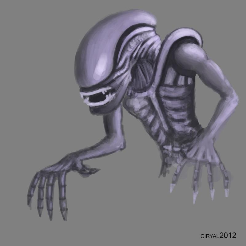 Ciryal Expo Alien10