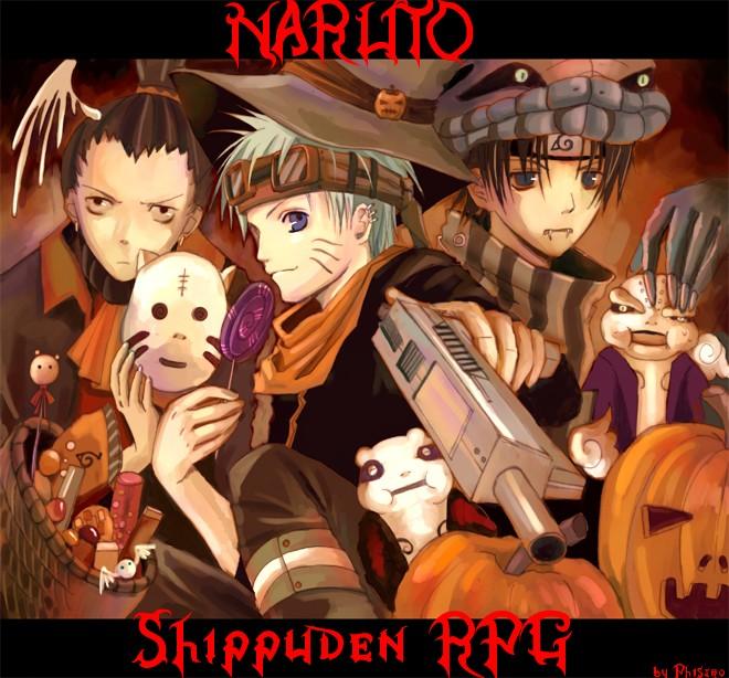 Naruto Rpg Shippuden