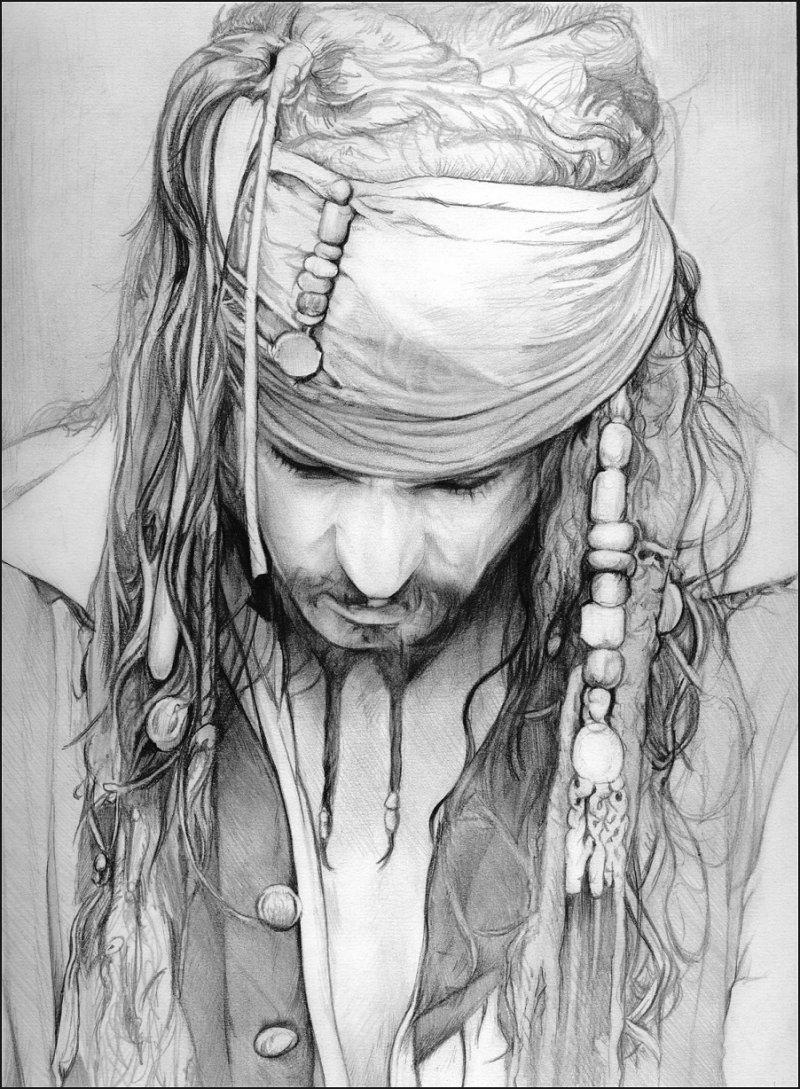 La Saga Pirates des Caraïbes - Page 3 Sparro10