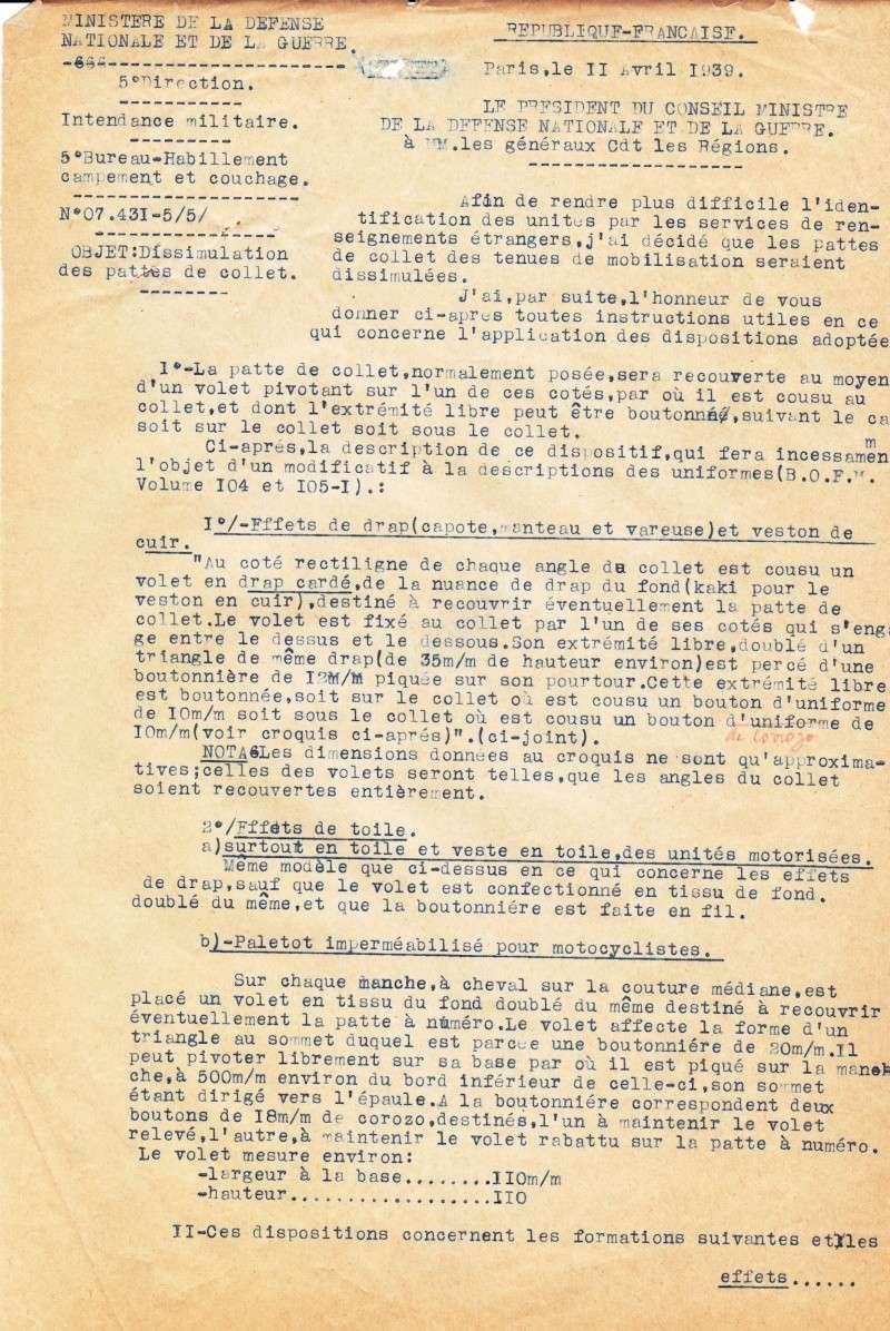 Notes de Service sur les uniformes Img17