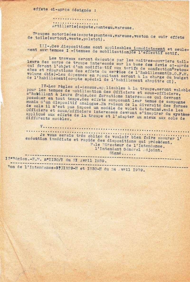 Notes de Service sur les uniformes Img_0020