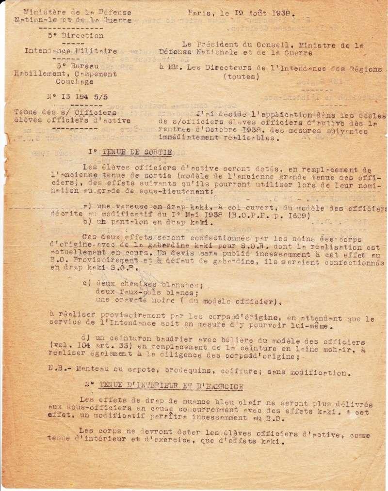 Notes de Service sur les uniformes Img_0023