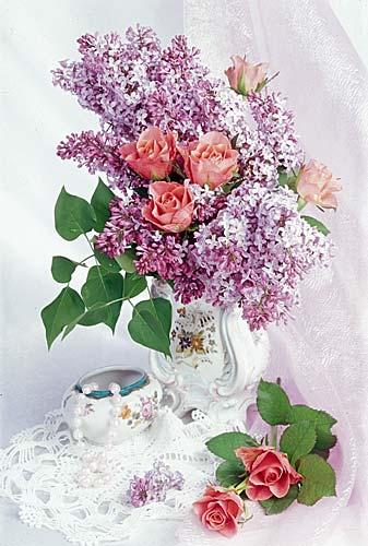 ПОЗДРАВЛЕНИЯ - Страница 2 Flower10