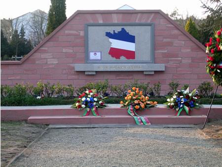 Monument aux morts 1939/1945 a Mannheim Monume10