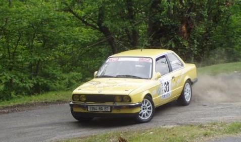 Les BMW en Rallyes - Page 2 Sardal12