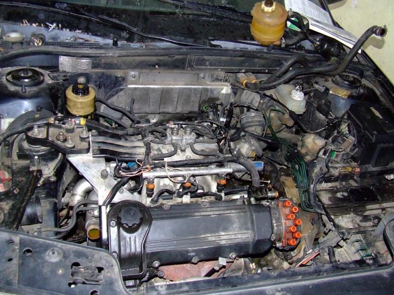 Remplacement d'un moteur sur safrane V6 3.0L RXE Safran10