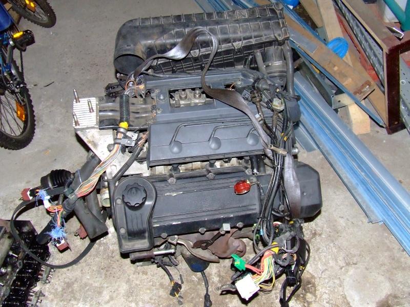 Remplacement d'un moteur sur safrane V6 3.0L RXE Safran11