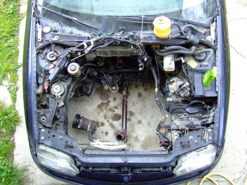 Remplacement d'un moteur sur safrane V6 3.0L RXE Safran19