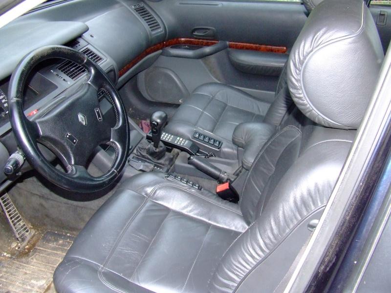 Remplacement d'un moteur sur safrane V6 3.0L RXE Safran22
