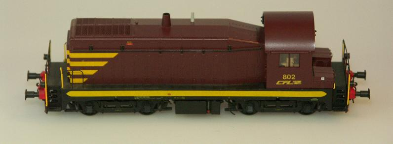 CFL Série 800 Models11