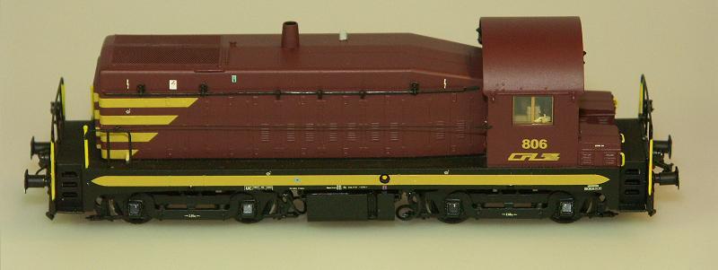 CFL Série 800 Models15