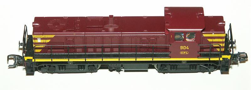 CFL Série 900 Roco_611