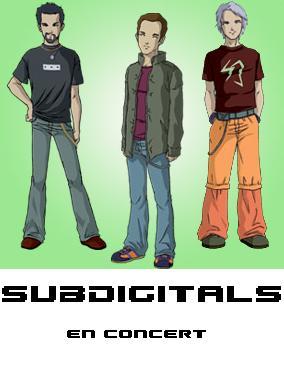 Découvrez les Subdigitals Concer10
