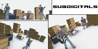 Découvrez les Subdigitals Subdig13