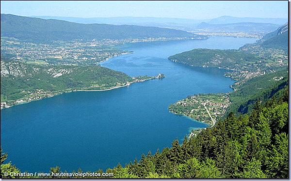 Les deux Savoies (Savoie; Haute-Savoie) Lac_an10