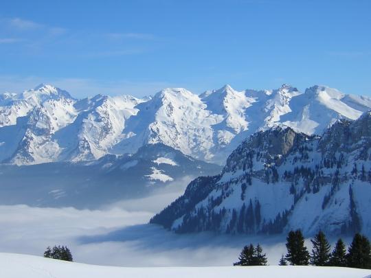 Les deux Savoies (Savoie; Haute-Savoie) Sommet10