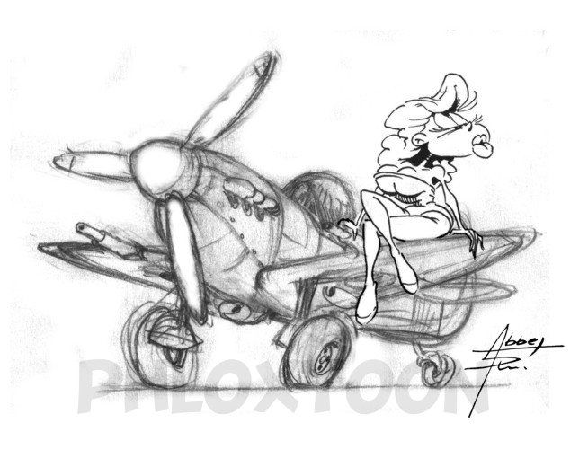Dossier Spitfire Pin_up11