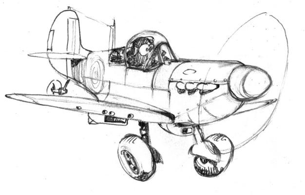 Dossier Spitfire Spit210