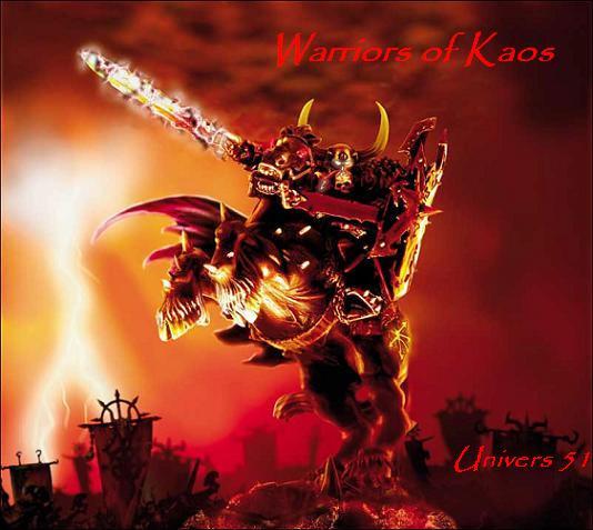 Warriors of Kaos