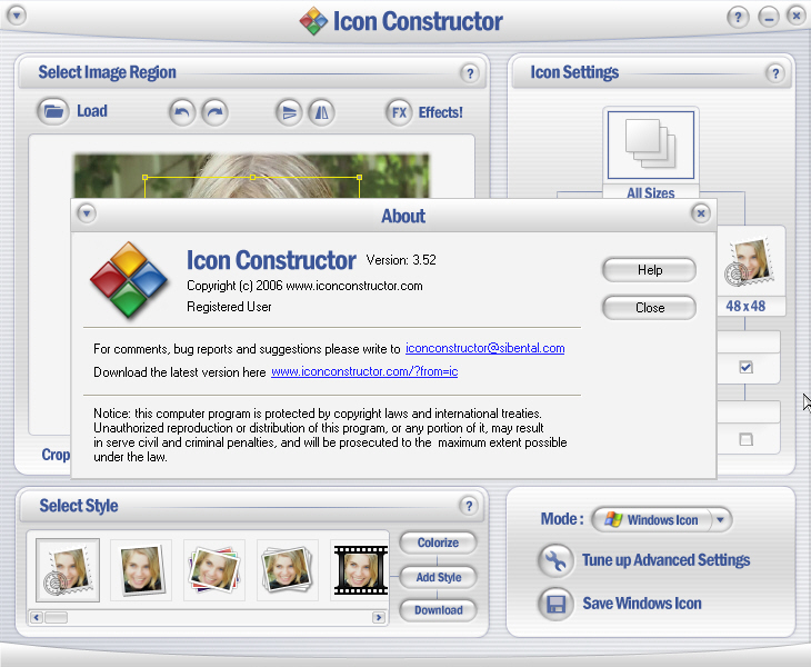 Icon Constructor Iconco10