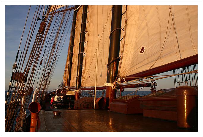 Convoyage à bord de l'Oosterschelde / 20 - 26 mai 2007 300d0110