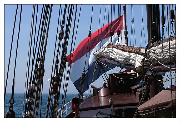 Convoyage à bord de l'Oosterschelde / 20 - 26 mai 2007 300d0212