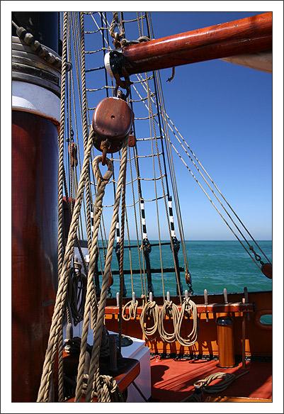 Convoyage à bord de l'Oosterschelde / 20 - 26 mai 2007 300d0213