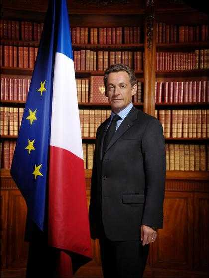 Photo officielle du président! Sarko10