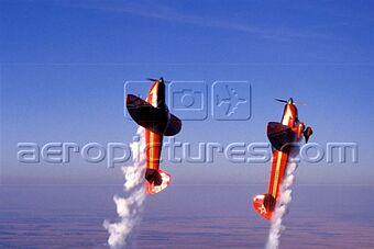 la patrouille acrobatique : la marche verte Sm-04317