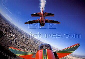 la patrouille acrobatique : la marche verte Sm-04318