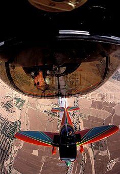 la patrouille acrobatique : la marche verte Sm-04319
