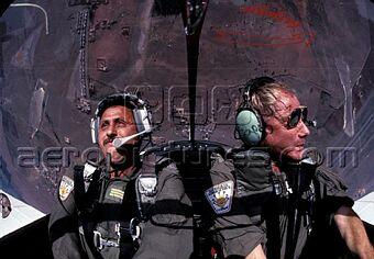 la patrouille acrobatique : la marche verte Sm-04320