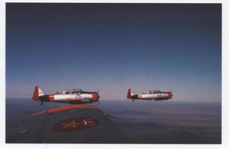 FRA: Photos anciens avions des FRA T6d10