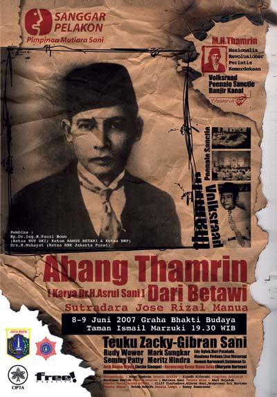 Abang Thamrin Dari Jakarta-Graha Bhakti Budaya Taman Ismail 37b6_a10