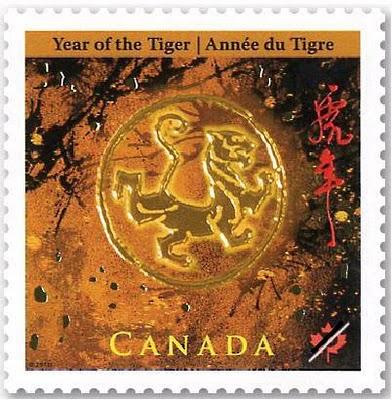 """Nouvelles émission: Canada - """"l'anneé de tigre"""" Canada10"""