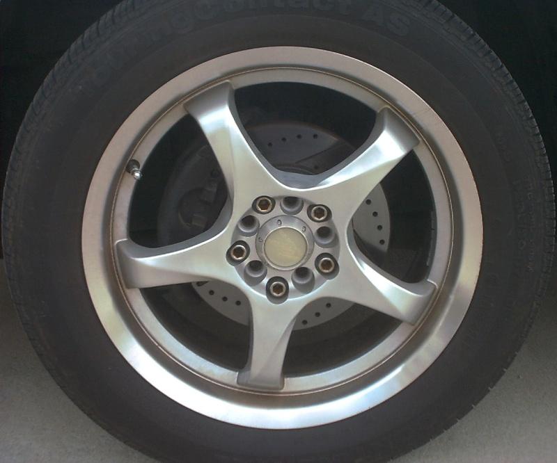 1977 & 1995 Rivieras Wheel10