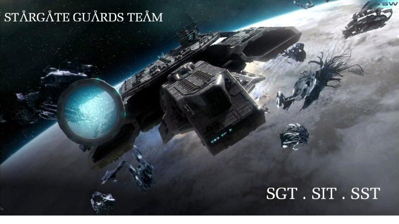 Stargate Guards Team