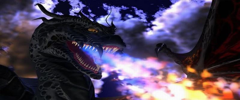 Dragon Oscuro