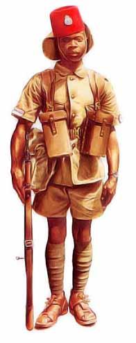 Le Congo belge en guerre Unifor11