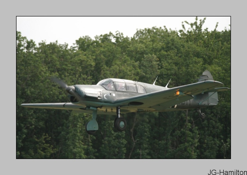 Messerschmitt Bf108 Me108-11