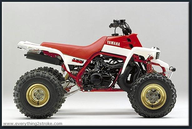 Photo Yamaha Banshee De 1987 a 2007 1987_b10