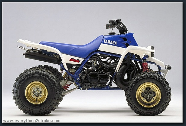 Photo Yamaha Banshee De 1987 a 2007 1988_b10