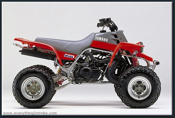 Photo Yamaha Banshee De 1987 a 2007 1989_b10