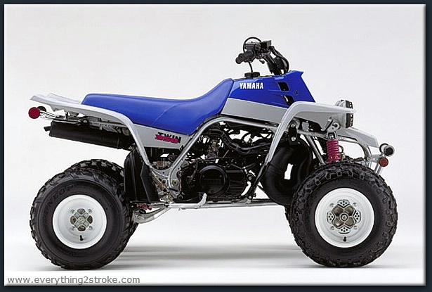 Photo Yamaha Banshee De 1987 a 2007 1991_b10