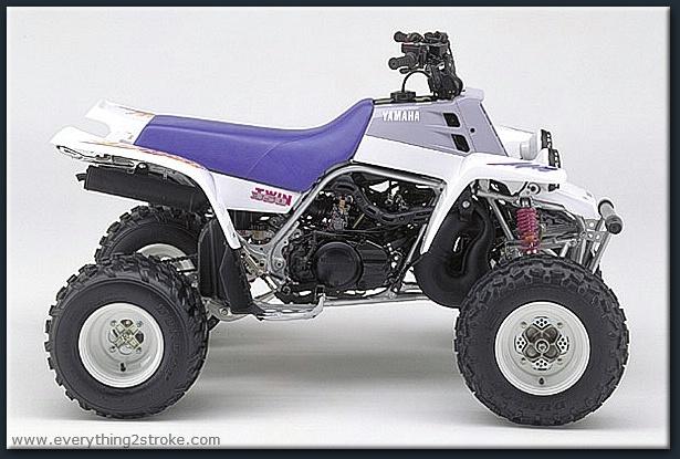 Photo Yamaha Banshee De 1987 a 2007 1993_b10