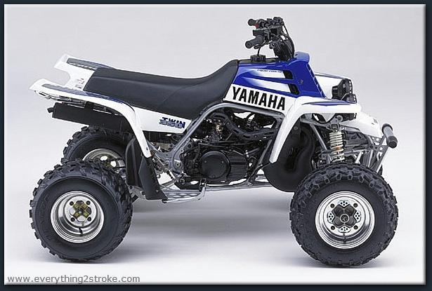 Photo Yamaha Banshee De 1987 a 2007 1998_b10