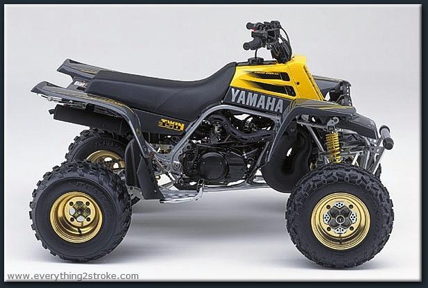 Photo Yamaha Banshee De 1987 a 2007 1998ye10