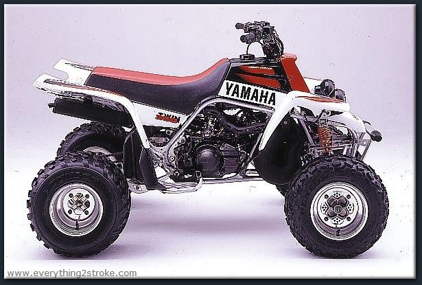 Photo Yamaha Banshee De 1987 a 2007 2000_b10
