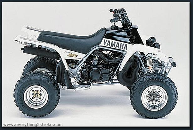 Photo Yamaha Banshee De 1987 a 2007 2001_b10