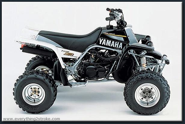 Photo Yamaha Banshee De 1987 a 2007 2002_b10